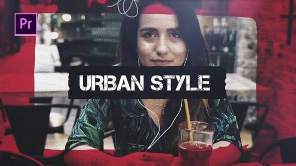 Videohive Urban Style 23429464