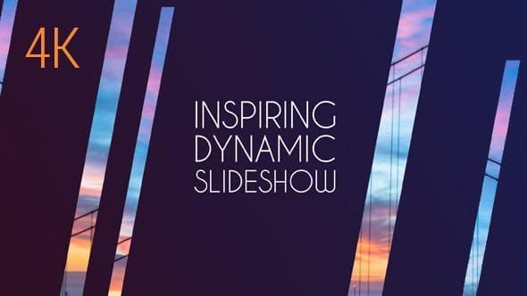 Videohive Inspiring Dynamic Slideshow 11004314