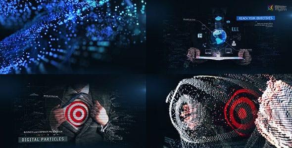 Videohive Digital Corporate Slideshow 15323220