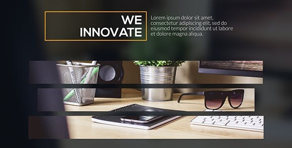 Videohive Growth of Lines - Corporate Promotion 21221257