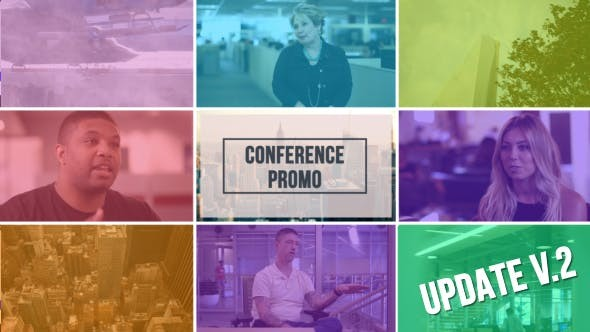 Videohive Сonference Promo 18971159