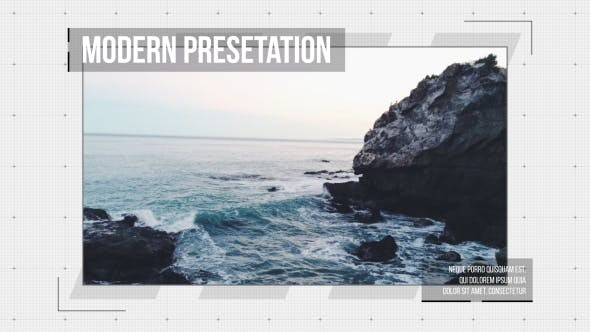Videohive Modern Slideshow 15758283