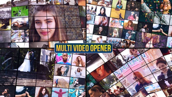 Videohive Multi Video Opener 23280111