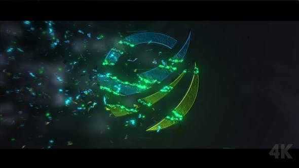Videohive Epic Impact Logo 23458284
