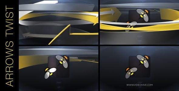 Videohive Arrows Twist 7315239