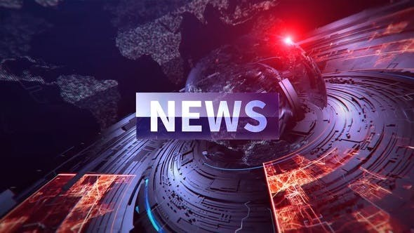 Videohive News Intro 21178010
