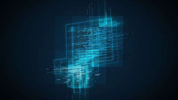 Videohive Virtual Glitch - Hi-Tech Logo Reveal 14400058