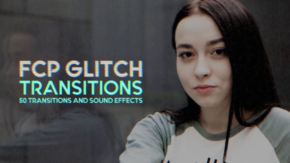 Videohive FCP Glitch Transitions 23197473