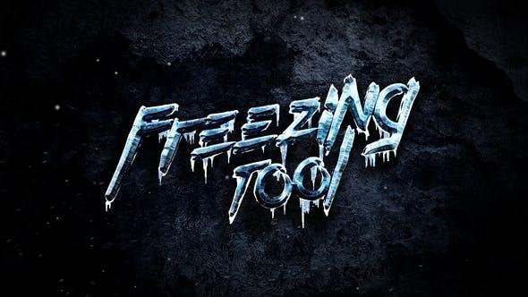 Videohive Freezing Tool 21218109
