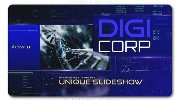 Videohive DIGICORP Slideshow 23023470