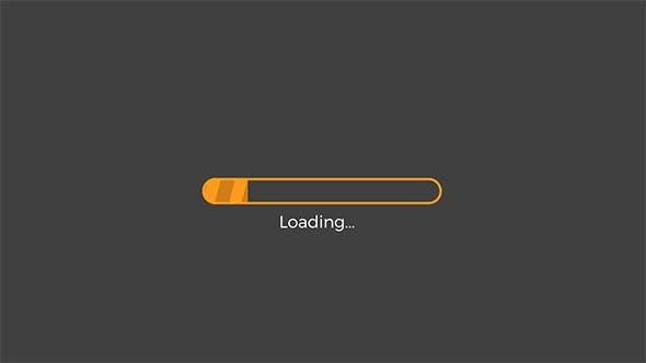 Videohive Loading Logo Reveal 15937828