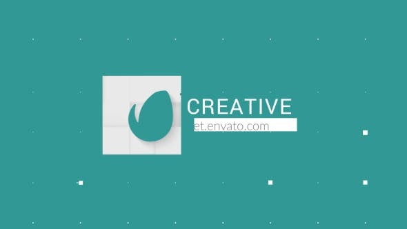 Videohive Modern Blocks Logo Reveal 19351206