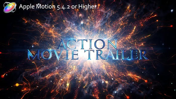 Videohive Action Movie Trailer - Apple Motion 23504500