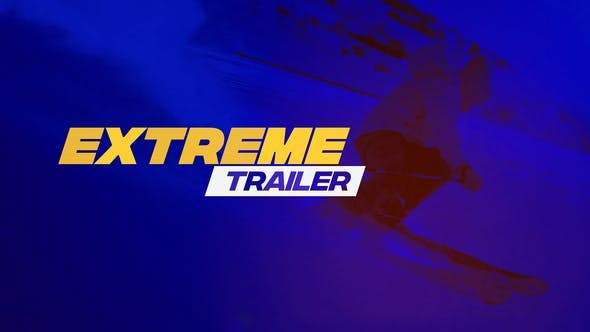 Videohive Extreme Trailer 23324721