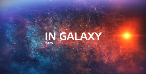 Videohive Ingalaxy Intro 11639557