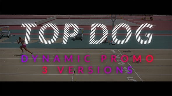 Videohive TOP DOG Dynamic Opener 19209699