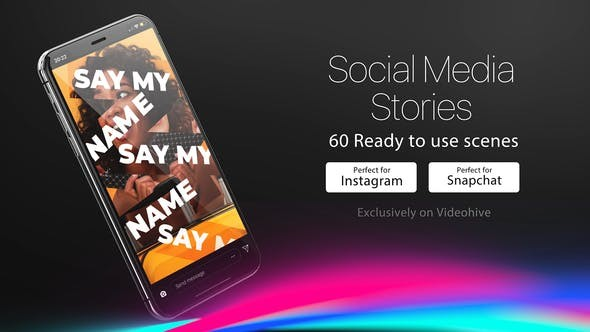 Videohive Instagram Stories 23379737