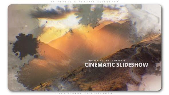 Videohive Inks Cinematic Slideshow 22323501