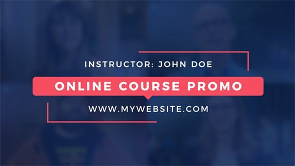 Videohive Videohive Online Course Promo Pack 19880180