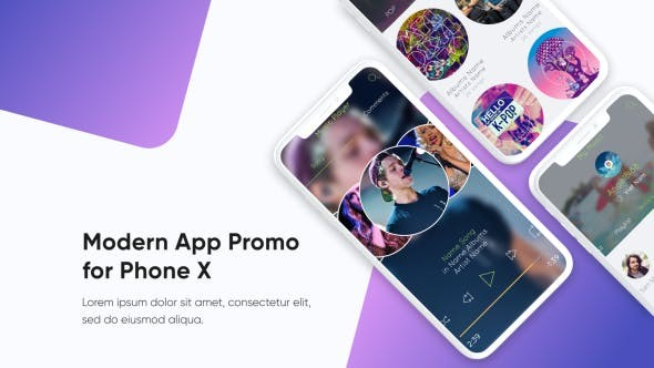 Videohive Modern App Promo 21398630