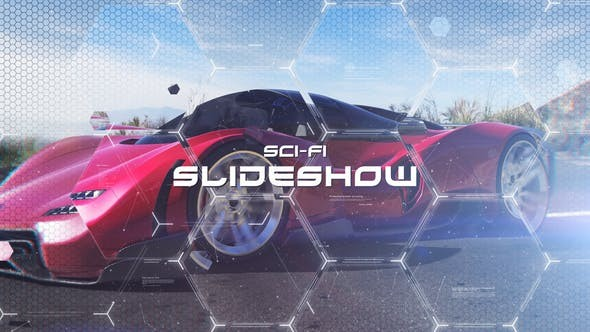 Videohive Sci-Fi Slideshow 23097169