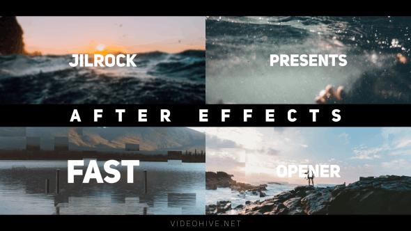 Videohive Clean Rhythmic Opener 20163088