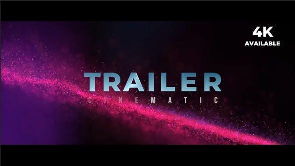 Videohive Cinematic Trailer 23212274