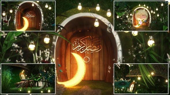Videohive Ramadan Logo 23440808