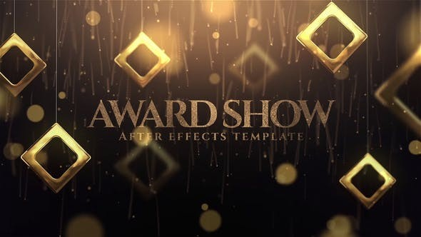 Videohive Golden Award Show 23577070
