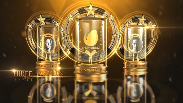 Videohive Awards Nominations 23011576