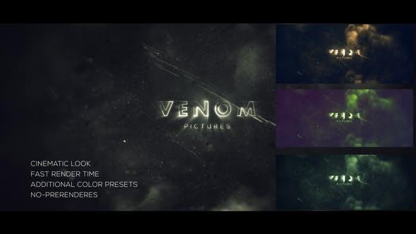 Videohive Venom Logo Reveal 22719878