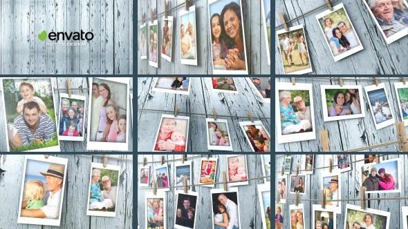 Videohive Memories 10559525