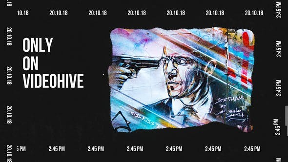 Videohive Urban Opener - Event Promo 22539530