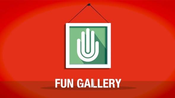 Videohive Fun Gallery 10635449