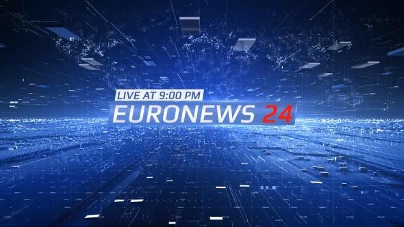 Videohive Euronews Opener 21026516