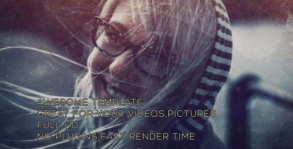 Videohive Urban Legends 12685043