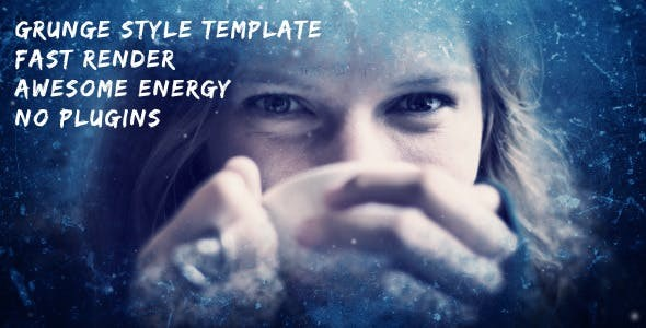 Videohive Monster Energy - Grunge Trailer 12110549