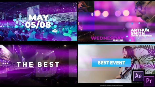 Videohive Modern Event 23446694