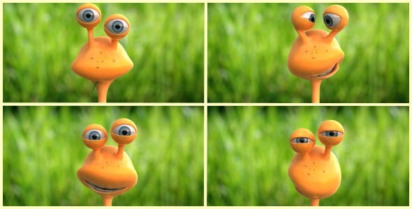 Videohive The Adventurous Snail (Photo Show) 5181636