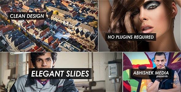 Videohive Elegant Slides 9731584