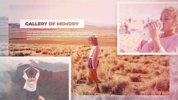 Videohive Gallery of Memories 23668456