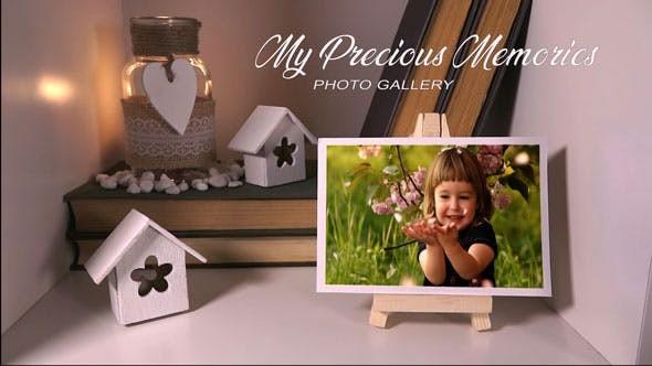 Videohive My Precious Memories 21464127