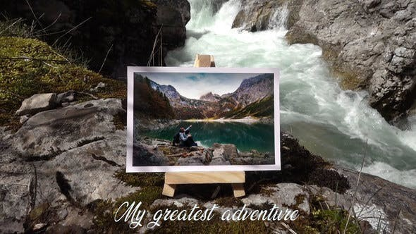 Videohive My Greatest Adventure - Photo Galery 21883074