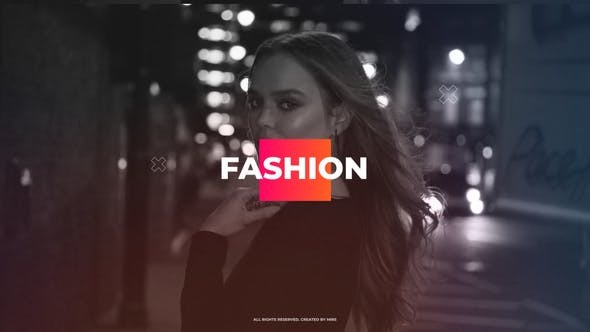 Videohive Dynamic Fashion Promo 23243194
