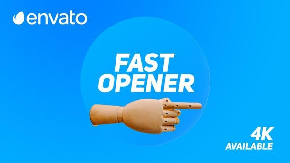Videohive Fast Opener 22523957