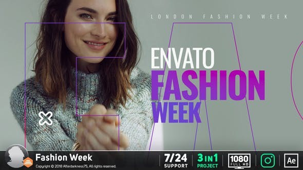 Videohive Fashion 22564582
