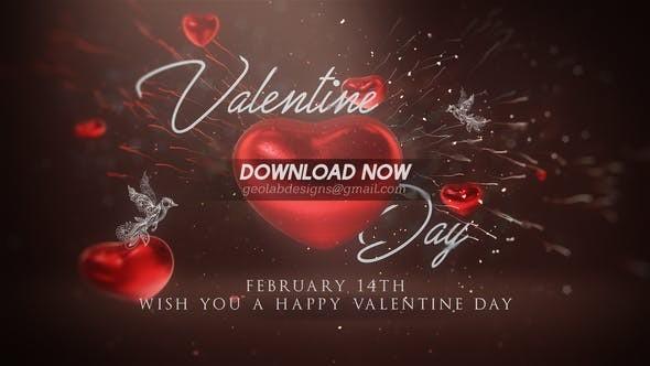 Videohive Valentine Day 23215865