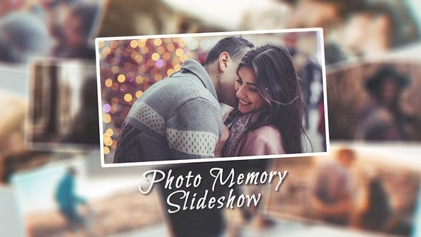 Videohive Photo Memory Slideshow 23551092