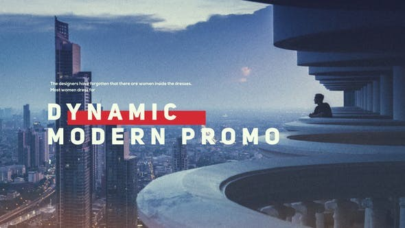 Videohive Modern Dynamic Intro 22680688