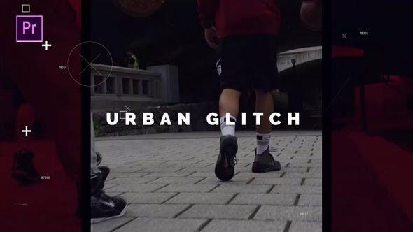 Videohive Modern Glitch Promo 23599856